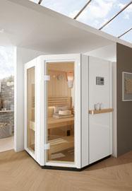 Villeroy & Boch Vivia bathroom sauna picture